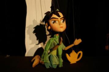 Aladinova čarobna lampa